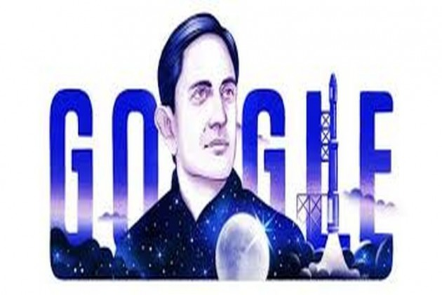 Google Doodle Celebrates ISRO Founder Vikram Sarabhai's 100th Birthday