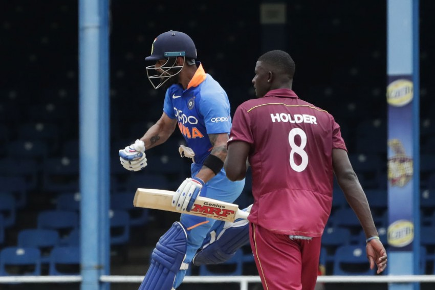WI Vs IND, 2nd ODI Highlights: Virat Kohli, Bhuvneshwar Kumar Power India To 59-Run Win