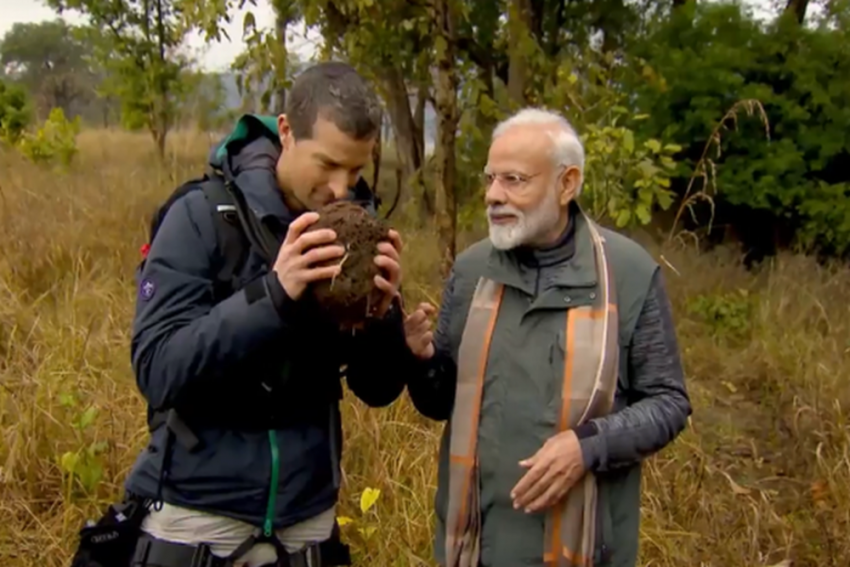 'Do Join, Tonight': PM Modi Tweets On Man vs Wild Show With Bear Gryll