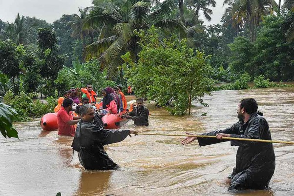 Mother Held Infant Son's Hand Tight Even In Death In Flood-Hit Kerala