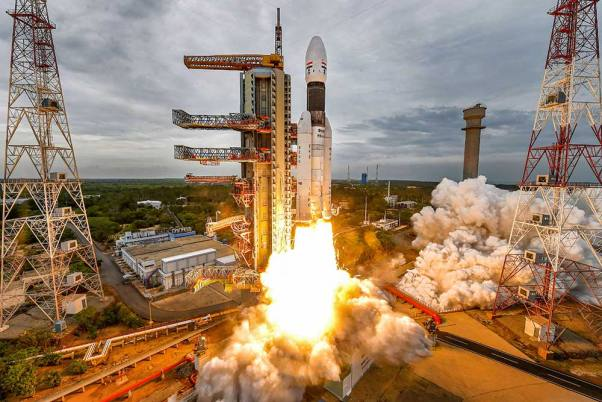 Chandrayaan-2's Journey to Moon, After Leaving Earth's Orbit, to Start on Wednesday