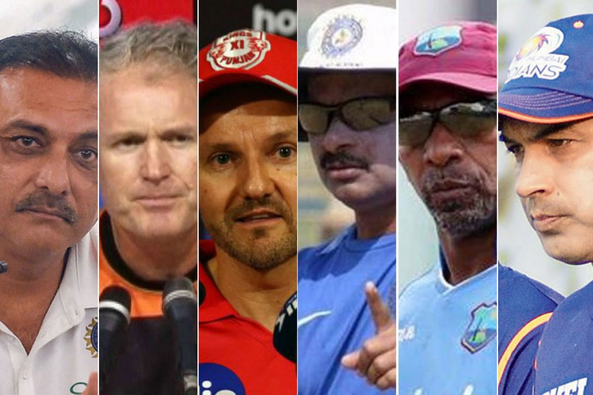 Search For India's Next Head Coach: All You Need To Know About Six Shortlisted Candidates