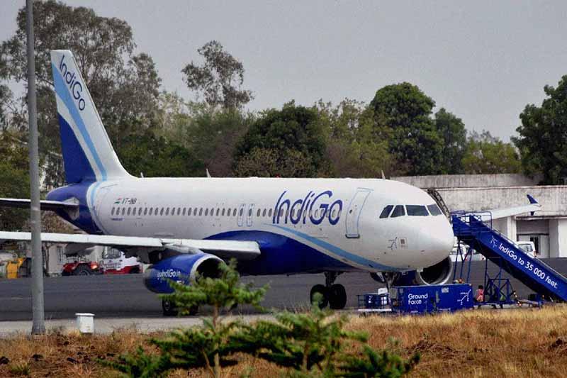 Delhi-Bound IndiGo Flight Carrying Nitin Gadkari, 158 Others Fails To Take Off