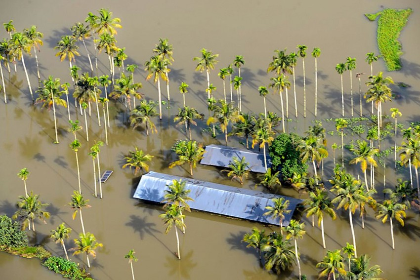 Kerala Floods: Death Toll Reaches 88, Heavy Rain Warning For Three Districts