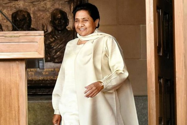 Instead Of Shedding Crocodile Tears, Cong, SP Should Restore Land To Tribals: Mayawati