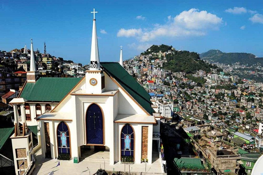 How BJP Is Capitalising Power Of The Church In Christian-Majority Mizoram