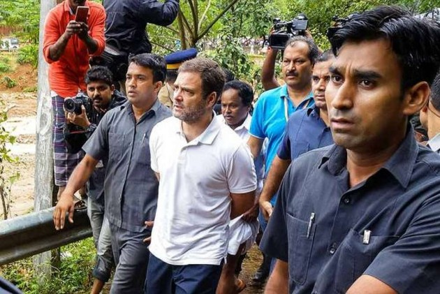 Bravery, Dignity Displayed By Wayanad People During Floods Is 'Truly Humbling': Rahul Gandhi