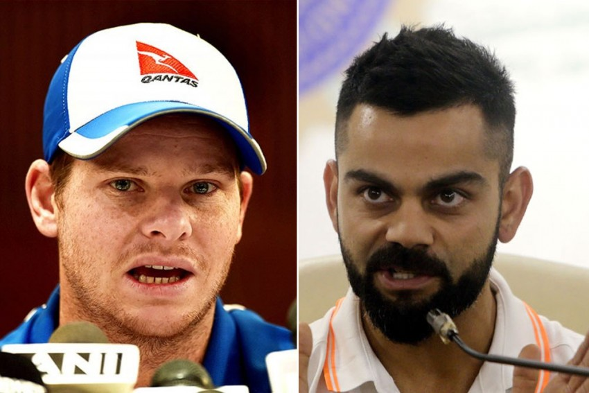 Steve Smith In League Of Virat Kohli, AB De Villiers: Former Australia Opener Chris Rogers
