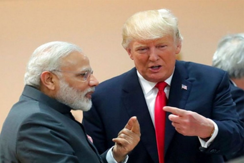 Donald Trump's Offer To Mediate Kashmir Issue Not On Table Anymore: India's US Envoy