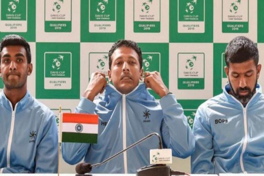Davis Cup: Mahesh Bhupathi Wants Neutral Venue For Pakistan Tie