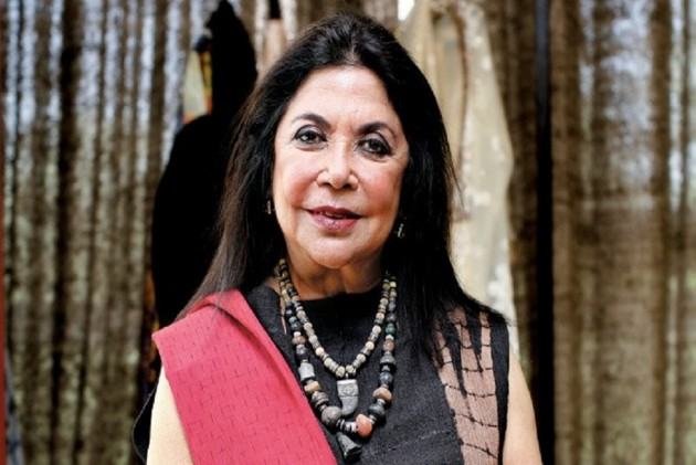 We Still Retain A Strong Textile Handwriting That Is Indian, Says Deasigner Ritu Kumar