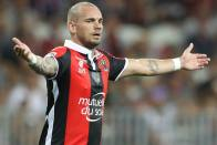 Netherlands Great Wesley Sneijder May Continue Playing As Agent Admits Surprise To Retirement