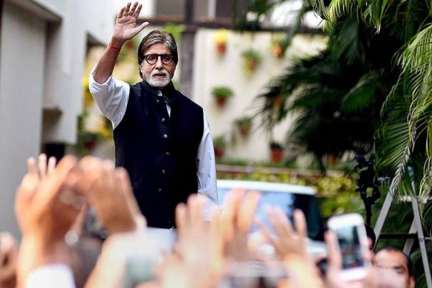 I Feel Embarrassed To Talk About My Charitable Work: Amitabh Bachchan