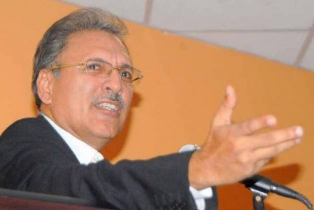 'We Will Continue To Stand By Kashmir,' Says Pakistan's President Arif Alvi