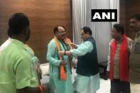 Ex-Kolkata Mayor And TMC MLA Sovan Chatterjee Joins BJP