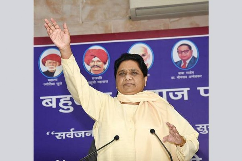 Demolition Of Ravidas Temple Reflects 'Casteist Mentality', Should Be Reconstructed: Mayawati