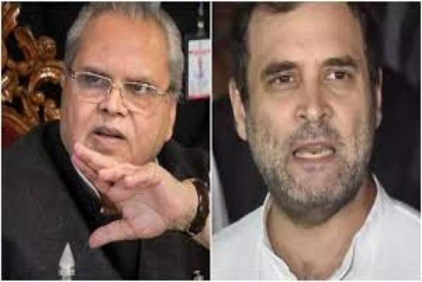 J&K Governor's Invitation To Rahul Gandhi A 'Propaganda Tool', Insincere: Chidambaram
