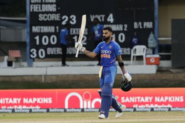 West Indies v India, 3rd ODI, Port of Spain, Trinidad: Virat Kohli Masterclass Gives IND 2-0 Series Win