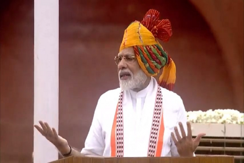 'Huge' Scope To Improve India's Tourism Sector: PM Modi At Red Fort