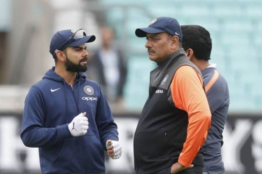 Ravi Shastri All Set For Another Stint As Indian Cricket Team's Head Coach
