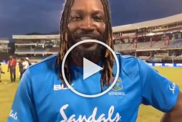 West Indies Vs India, 3rd ODI: Chris Gayle Denies Retirement Rumors, Says Still With Windies Cricket – WATCH