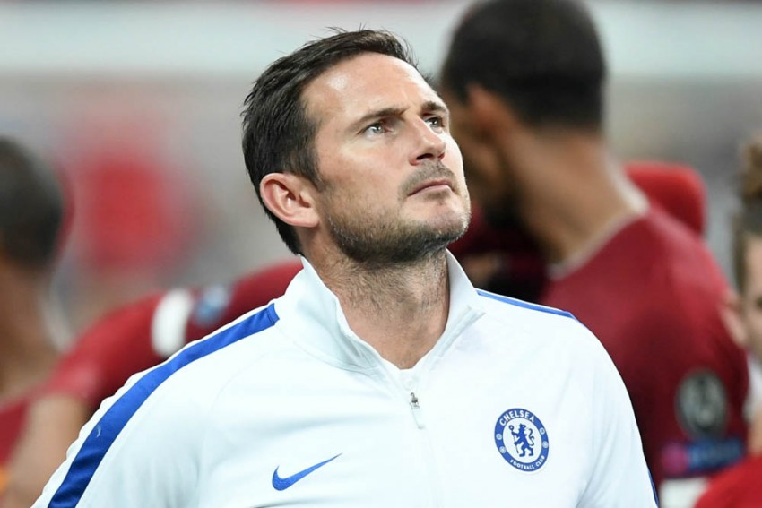 'Terrible Loser' Frank Lampard Proud Despite Chelsea's UEFA Super Cup Loss To Liverpool