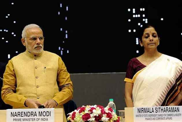 After I-Day Address, PM Modi Reviews State Of Economy With Sitharaman