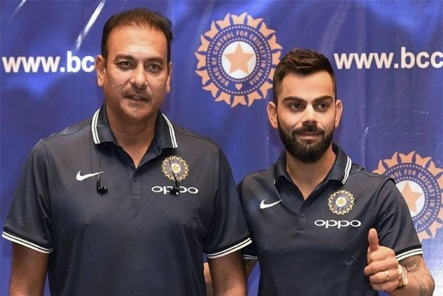 Ravi Shastri Pips Mike Hesson, Tom Moody To Stay Head Coach Of Indian Cricket Team