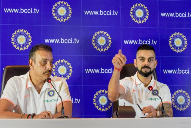 Why Kapil Dev-Led Committee Decided To Retain Ravi Shastri As Indian Cricket's Head Coach