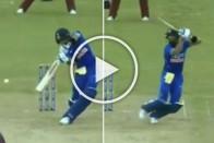 West Indies Vs India: Unbelievable Virat Kohli Shot Leaves Viv Richards Feeling Green With Envy – WATCH