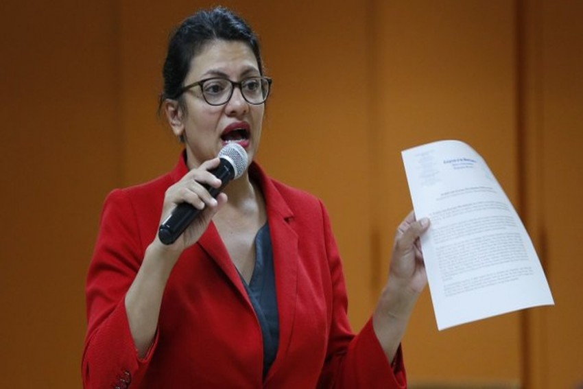 Israel To Allow Barred US Lawmaker Rashida Tlaib For 'Humanitarian' Visit