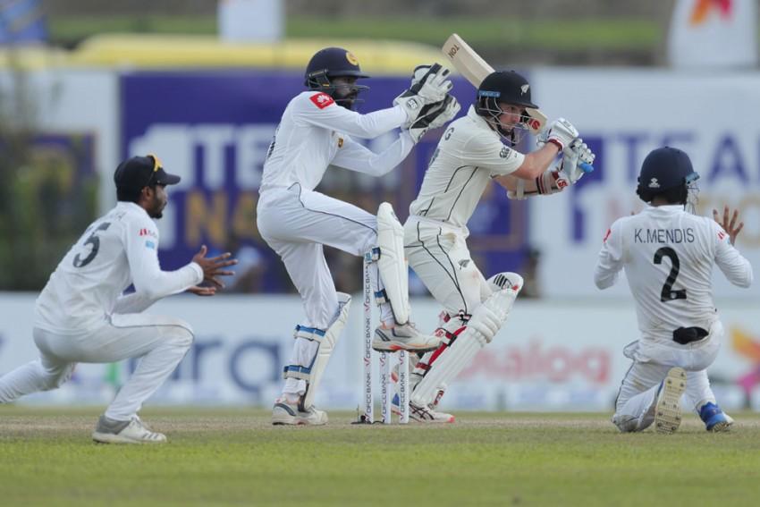 SL Vs NZ, 1st Test, Day 3: BJ Watling Frustrates Sri Lanka, New Zealand Lead By 177