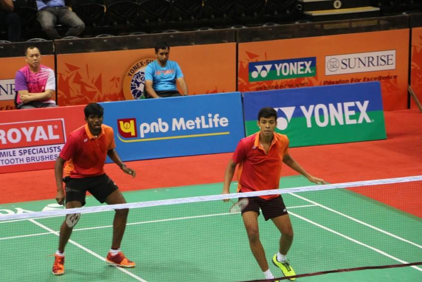 Indian Doubles Pair Chirag Shetty, Satwiksairaj Rankireddy Pulls Out Of Badminton World Championships