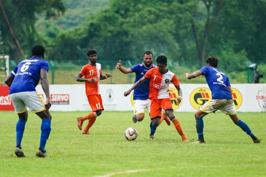 Durand Cup 2019, FC Goa 0 - 0 Real Kashmir: Unbeaten Goa Bow Out On Goal Difference