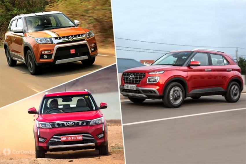 Hyundai Venue Knocks Maruti Vitara Brezza Off Top Spot
