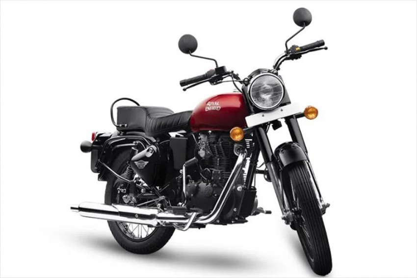 The Most Affordable Royal Enfield Bullet 350 Is Here!