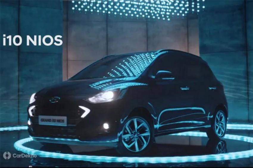 Hyundai Grand i10 Nios Variants, Colours & Powertrain Options Revealed
