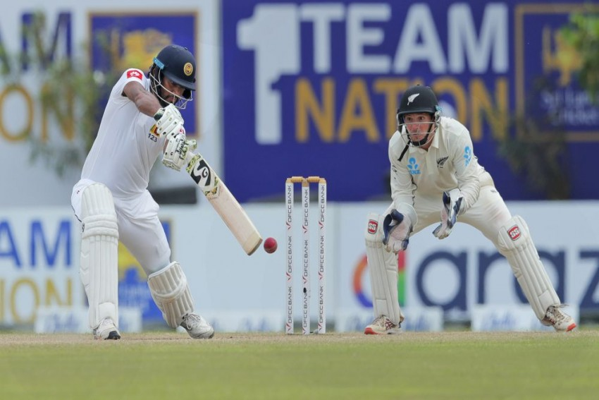 Galle Test: Sri Lanka Set Up Final Day Thriller Against New Zealand