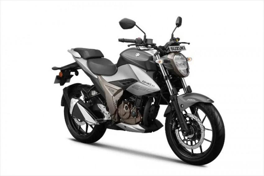 Suzuki Rides In The Gixxer 250 In India