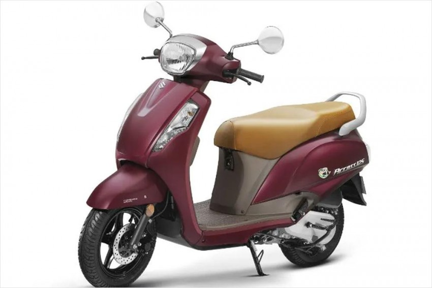 Suzuki Access 125 Drum Brake With Alloy Wheels Launched