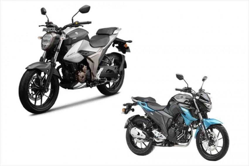 Suzuki Gixxer 250 vs Yamaha FZ25: Spec Comparison
