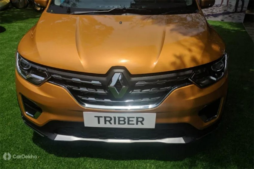 Renault Triber Accessories Revealed Ahead Of Launch