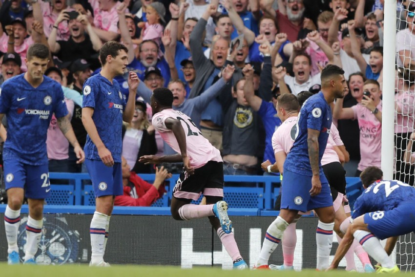 EPL, Chelsea 1-1 Leicester City: Mount Hits The Heights Before Foxes Bite Back