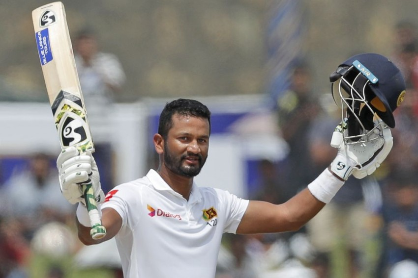 Galle Test: Dimuth Karunaratne Hits Century As Sri Lanka Make Light Work Of New Zealand