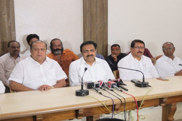BJP Taking Away Leaders 'Groomed' By Us: Maharashtra NCP Chief Jayant Patil