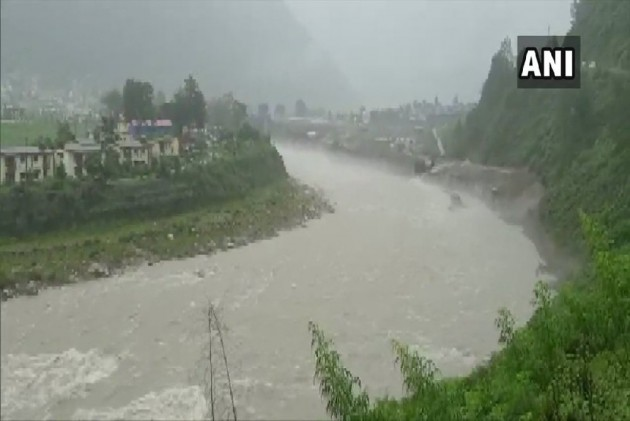 Cloudburst Wreaks Havoc In Uttrakhand; 8 Missing, Several Injured