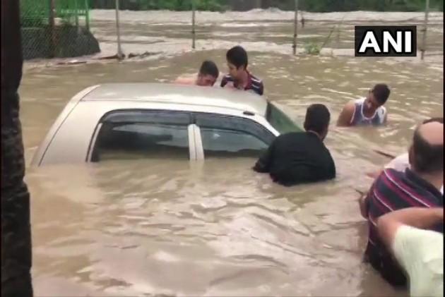 22 People Killed, Schools Shut As Rains Continue To Pound Himachal Pradesh