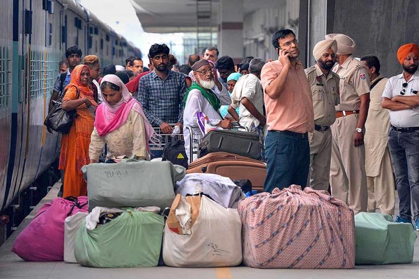Pakistan Rejects Request To Resume Samjhauta, Thar Trains: Report