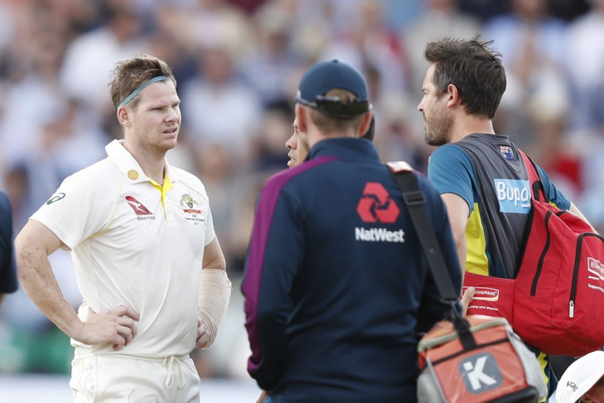 Ashes 2019, 2nd Test, Day 4: Steve Smith Battered But Unbowed To Give Australia The Edge Over England