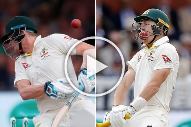 Ashes, ENG Vs AUS, 2nd Test: Steve Smith's Replacement Marnus Labuschagne Also Hit By Nasty Jofra Archer Bouncer – WATCH